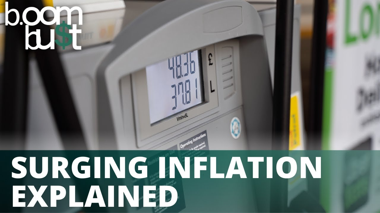 Impact of Surging Inflation Explained