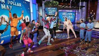 W.A.F.F.L.E Dance Crew Plays 'Rub My Lamp' for Million Dollar May