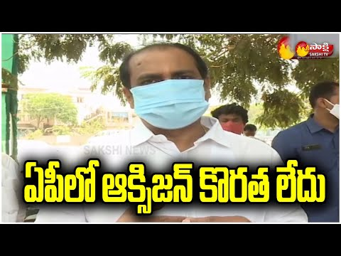 No shortage of oxygen for covid hospitals in AP: Minister Kannababu