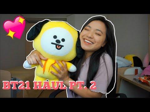BT21 HAUL IN KOREA (PT. 2)