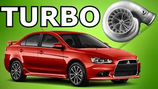 Cars Under 10K With Turbos