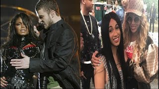 The NFL claims Janet wasn't BANNED! + #BardiGang goes crazy over Beyonce collaborating w/ Cardi B!