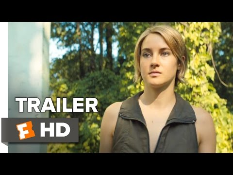 The Divergent Series: Allegiant Official Trailer #2 (2015) - Shailene Woodley Sci-Fi