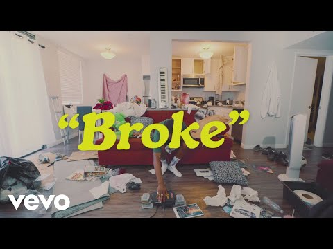 Samm Henshaw - Broke (Official Lyric Video)