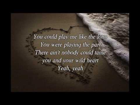 Daughtry - Wild Heart (Lyrics)