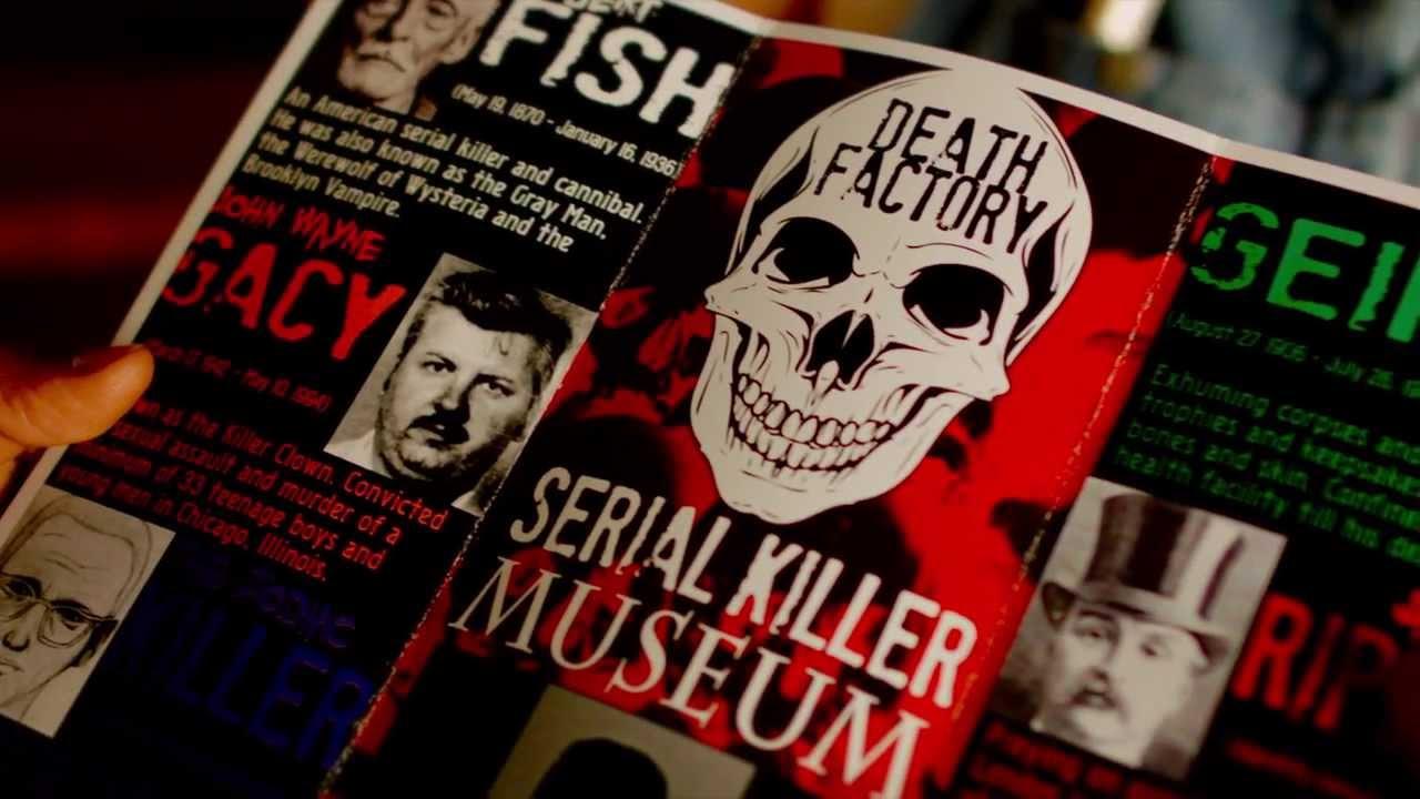 Death Factory (2006) Трейлър