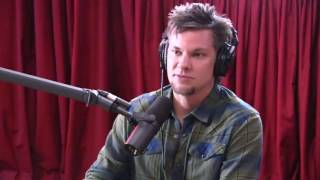 Theo Von used to work out with David Duke (From Joe Rogan Experience #925)