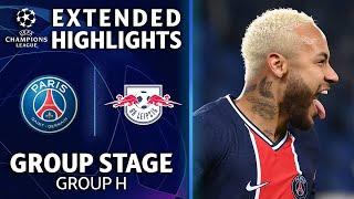 Paris Saint-Germain vs. RB Leipzig: Extended Highlights   UCL on CBS Sports