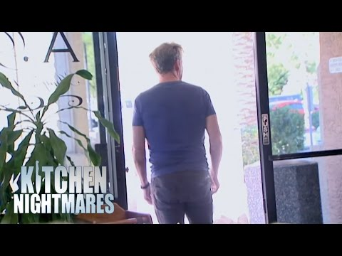Ramsay Walks Away For The First Time Ever - Kitchen Nightmares