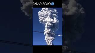 Video Amatir Letusan Gunung Merapi