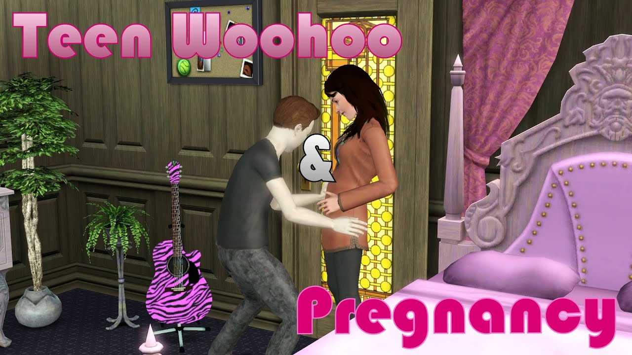 How To Get Teen Sims Woohoo 22