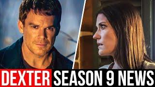 Dexter: New Blood Deb & Harrison News | TCA21 Panel | Dexter Season 9