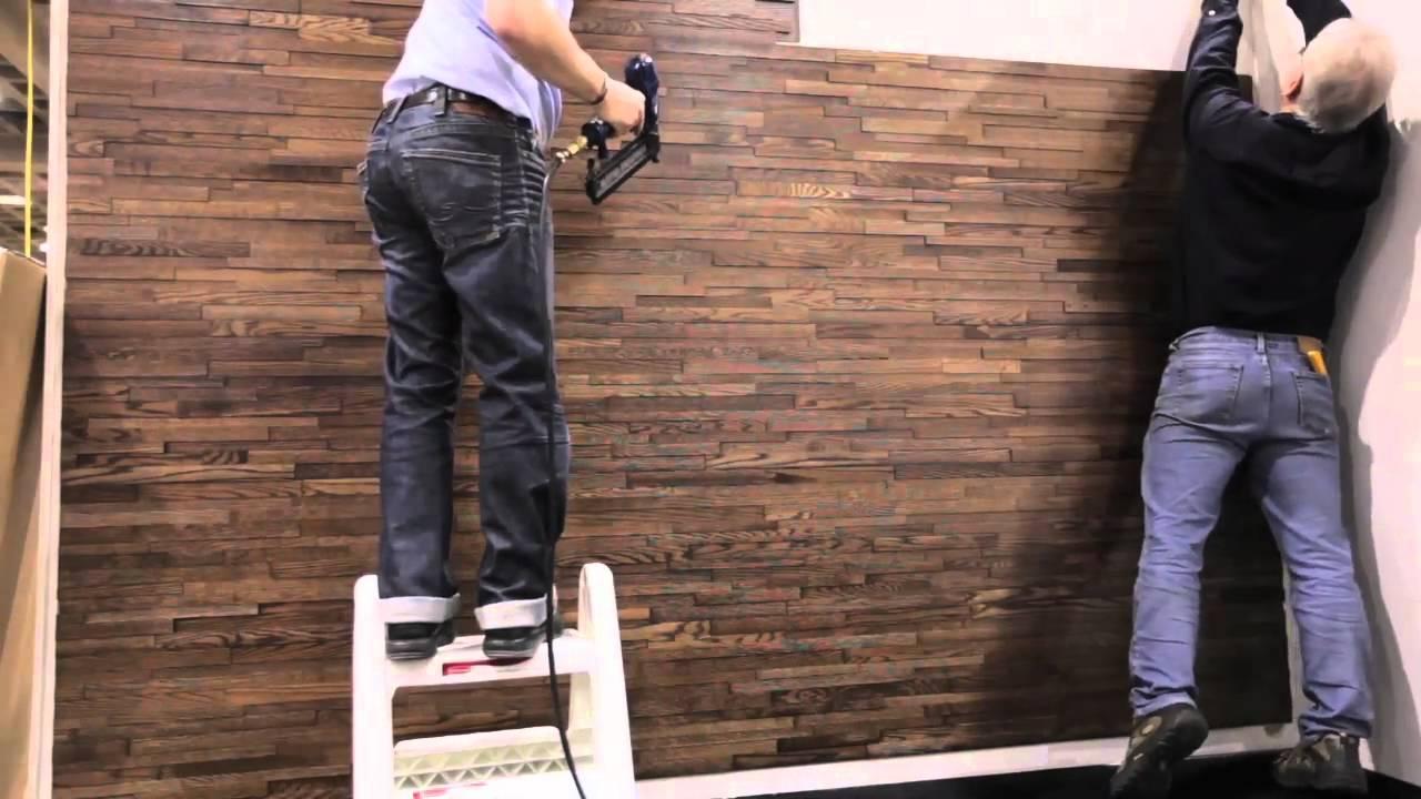 le mur finium installation rapide youtube. Black Bedroom Furniture Sets. Home Design Ideas