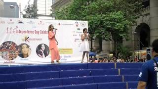 Regina and Ate gay - Hong Kong