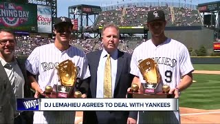 DJ LeMahieu gets two-year deal with Yankees