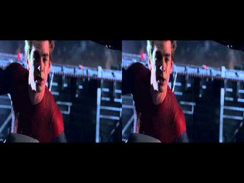 The Amazing Spider Man 3D - Action Scene 01