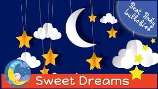4 Hours Super Relaxing Baby Music- Soft Bedtime Lullaby Sleep Music - Musicbox Melody - Sweet Dreams
