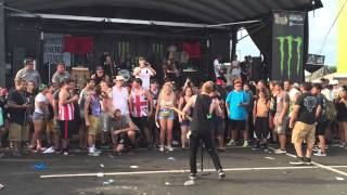 While She Sleeps - This Is The Six (Warped Tour'15)
