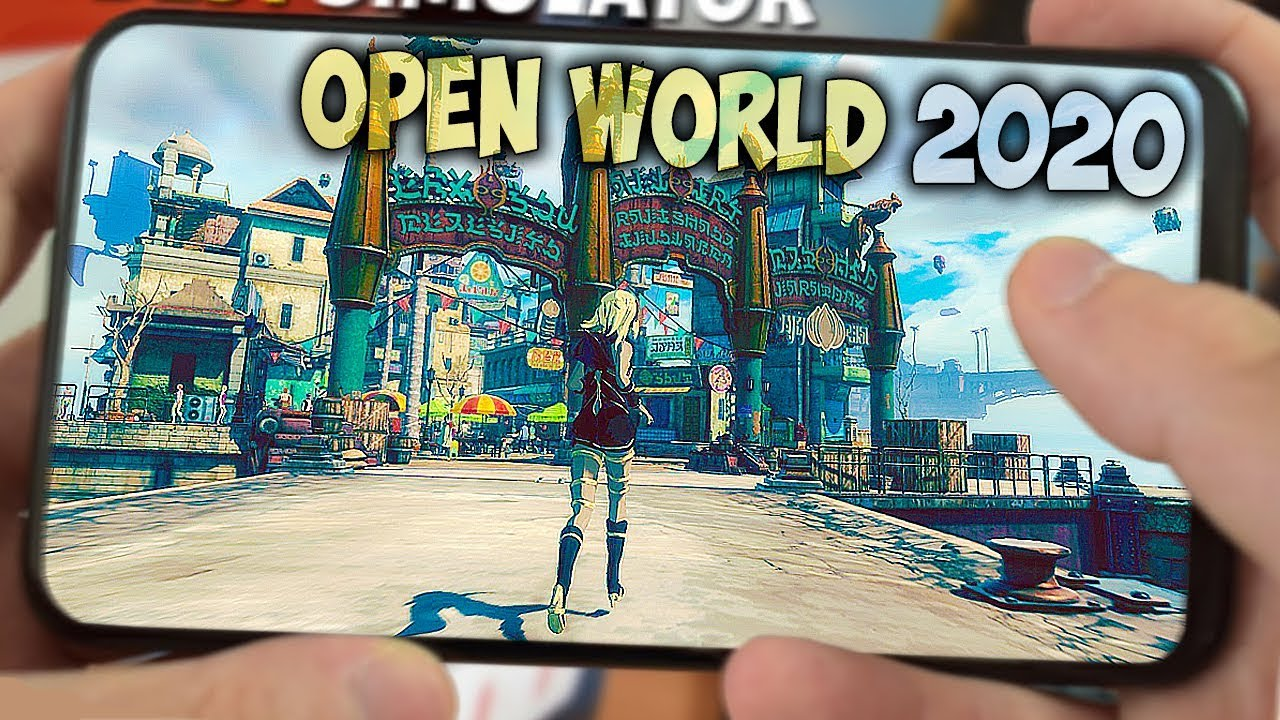 Best Android Games 2020.All Open World Games For Android Bogus Nganhangchovay Org