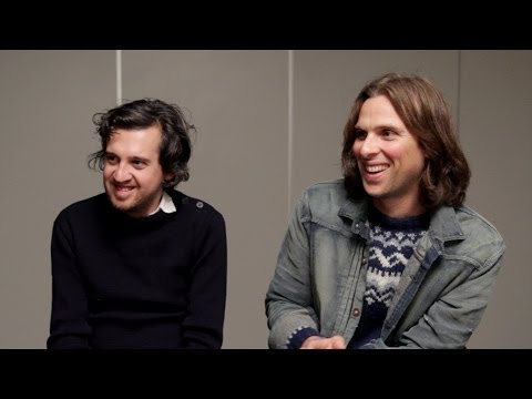 3:11 Alternative rock band Phoenix share secret to