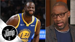 McGrady: Draymond Green deserved to be suspended by Warriors | The Jump