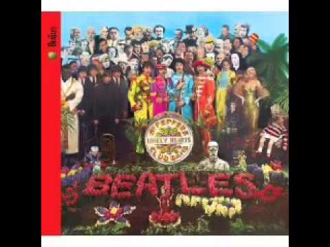 The Beatles  -Lovely Rita (2009 Stereo Remaster)