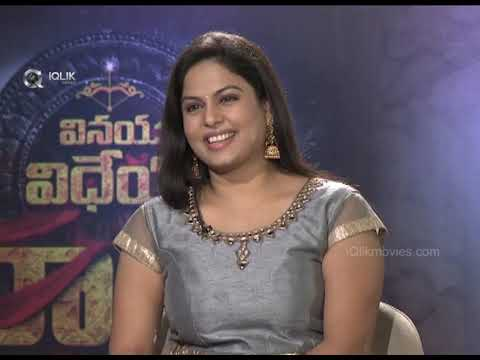 Vinaya Vidheya Rama Team interview