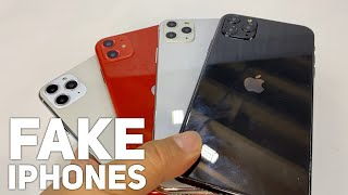 Fake Dummy iPhone 11 Pro Unboxing and Review