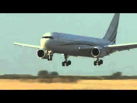 Another Smooth Landing by MLW Air B767