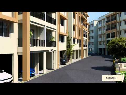 Ready to Move in Flats for Sale in Coimbatore | Provident Green Park