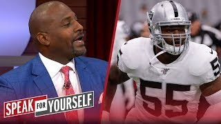 Vontaze Burfict should be allowed to stay in the NFL — Marcellus Wiley   NFL   SPEAK FOR YOURSELF