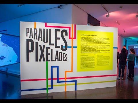 Paraules Pixelades · Laura Borràs · Conferència · Arts Santa Mònica