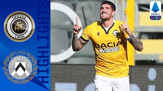 Spezia 0-1 Udinese | De Paul Bags the Winner in Tight Match | Serie A TIM