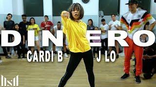 Jennifer Lopez - DINERO ft Cardi B Dance   Matt Steffanina & Alyson Stoner