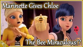 Ladybug GIVES Chloe The Bee Miraculous!? | Style Queen Trailer BREAKDOWN | Ladybug & Cat Noir