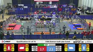 Gull Lake Qualification Match 61