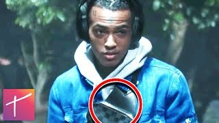 How XXXTENTACION Predicted His Own Death With His New Music Video 'MOONLIGHT'