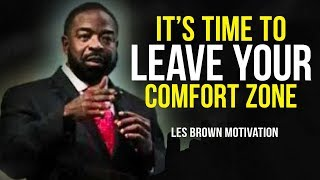 IT'S TIME TO GET OVER IT! - Powerful Motivational Speech for Success - Les Brown Motivation
