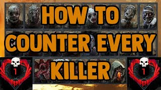How To Counter Every Killer in Dead by Daylight (2021)