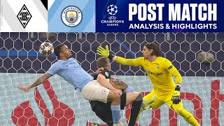 Mönchengladbach vs Manchester City: Post Match Analysis and Highlights | UCL on CBS Sports