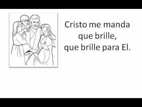 Cristo Me Manda Que Brille.wmv
