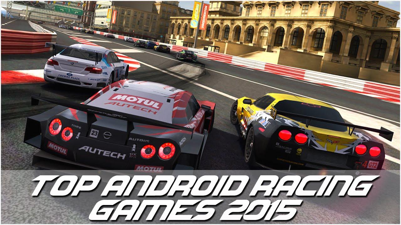 Top 10 car racing android games free download low ram | racing.