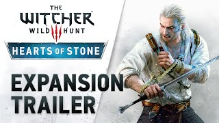 The Witcher 3: Wild Hunt - Hearts of Stone - Launch Trailer