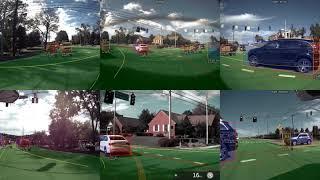 another v9 autopilot video