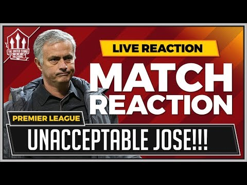MOURINHO Mistakes! Newcastle 1-0 Manchester United Fan Reaction Call In