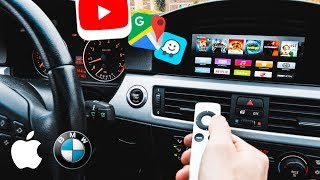 I Put an Apple TV in my BMW | HUGE IMPROVEMENT!
