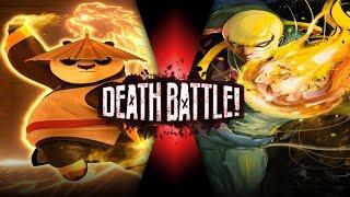 Po VS Iron Fist: Death Battle: Prediction!!!