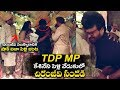 Chiranjeevi Attends TDP MP Nani Daughter Marriage