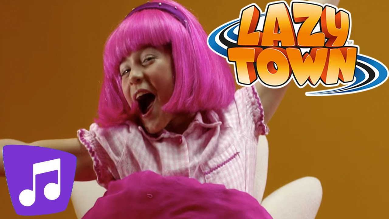 The gallery for --> Stephanie Lazy Town Arrested