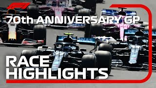 70th Anniversary Grand Prix: Race Highlights